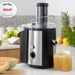 Its #FreebieFriday - RT & follow for a chance to #win this George Home centrifugal juicer http://t.co/Y5yCZBtmMr http://t.co/pv0rdYM98j