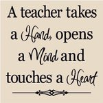 Thank you to all my teachers.