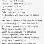#BuyDragMeDownOnItunes #DragMeDown lyrics http://t.co/OyU5Wn4gNg