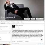 Kenny Lattimore confirms he won't perform at Nelson Mandela Bay Cultural Festival http://t.co/ylh0ELgoxD http://t.co/rtT3KSAQkY