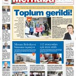 31 Temmuz 2015 Cumartesi / Merhaba Gazetesi #konya http://t.co/uZjc5GgMiT