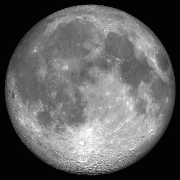 La Luna ha alcanzado el plenilunio a las 10:43 UTC. Es la segunda Luna llena este mes. http://t.co/ACTXUny4eS