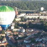 Great flight over iconic #bristol for the 2015 #BristolBalloonFiesta @aboveandbeyond1 http://t.co/5txqQfCbf1
