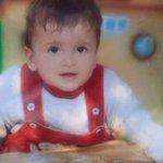 المستوطنون الصهاينة #حرقوا_الرضيع علي دوابشة فجر هذا اليوم بينما كان نائماً في أحضان أمه التي هي بحالة خطرة الآن.. http://t.co/xwHoTf1Oll