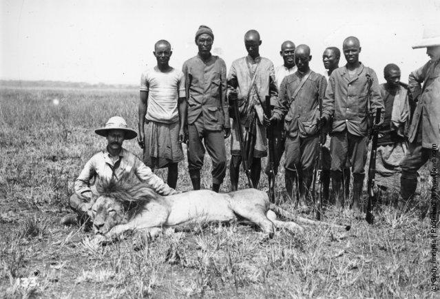RT @Seasaver: RT if you think #TrophyHunting has had its day. #BanTrophyHunting #CecilTheLion http://t.co/jdAJ9h6Gzr