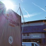 Good morning from Madejski Stadium! Remember to use the #MyTownMyClub hashtag at our Open Day today. Doors open 10am. http://t.co/ynTLAzifya