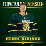 Ilves vahvistaa maalivahtiosastoaan – tervetuloa @HenriKiviaho! http://t.co/v6Xp4uYcNQ #Ilves #Liiga #Tampere http://t.co/r7O8K20D2H