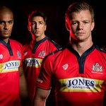 PIC: The red and blue alternative shirt for the 2015/16 season. What do you think? http://t.co/RHn9vyrYbA
