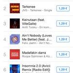 ITS ALREADY #1 IN FINLAND #DragMeDown #DragMeDownSingle http://t.co/3JyS3mQsjD