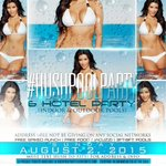 #HushPoolParty this Sunday #ATL! $5 Presale Tickets @ http://t.co/opn3C5tmmo includes FREE Spiked Punch & FREE Food! http://t.co/kgLpGSWUad