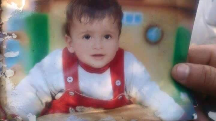 What happens if you are 18 months old & live under occupation? You get burned from Israeli settlers #WasBurnedAlive http://t.co/VmiHgdwiFV