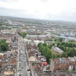 Is this the best view in Bristol? Rare glimpse of the city from 68m Wills Memorial Building http://t.co/F4cRiPXmOs http://t.co/WRg6MPiRiy