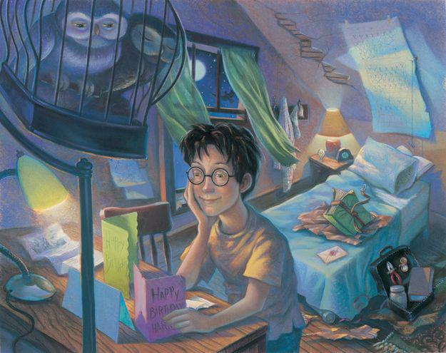 Today in Geek History: Happy birthday, Harry Potter! May your day be filled with Chocolate Frogs and great friends.
