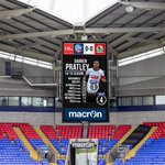 The deal will see a new portrait LED screen, the first of its type in European football, installed at Macron Stadium. http://t.co/0dlsr9uEIQ