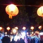 Inilah Pekalongan Batik Week 2015 di Jetayu, Pekalongan. #PBW2015 kali ini pokoknya beda dari tahun2 sebelumnya :D http://t.co/1fAV4HufhC