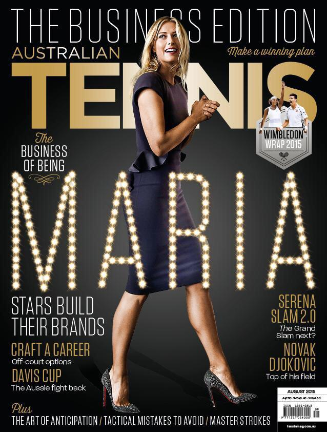 Hey @AusTennisMag Cover. You're cool and sparkly and I like it! ???? http://t.co/3Uzq8TafJ6