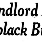 The first-ever NYT mention of Donald Trump, from 1973. http://t.co/wVFXEY7Nsh http://t.co/JRNDYk0qLo