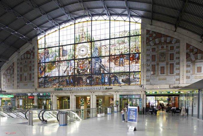 Adif rehabilitará la fachada y mejorará la #accesibilidad de la estación #Bilbao Abando #Bilbo http://t.co/93LYnWT1qU http://t.co/1vUl4A3nTE