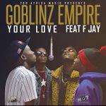 @zedchic  Get  @OfficialGE_  Ft. @Fjayrnb  #YourLove (Prod. Mr. Champs) http://t.co/YPgaXjFPi4 http://t.co/2iUwZnF9RN