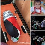 Baby Ali was a year and half, he was burnt alive after savage settlers attacked his home in Nablus. #WasBurnedAlive http://t.co/YDeOEXet1u