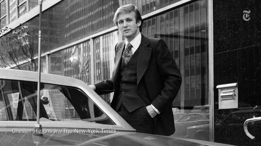 "First @nytimes story on Trump in 1973: ""Major Landlord Accused of Antiblack Bias in City"" http://t.co/lfBsRxYzgH http://t.co/s9L6GxmxNh"