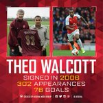 .@theowalcott... then and now. Whats your favourite Theo moment? http://t.co/FS2ABDBA0V
