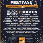 Look out @hootontennisclb are headlining @DialsFestival on October 3rd. http://t.co/F285pouYIP