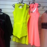Brighten up your wardrobe this #Summer ???? check out how these ladies wear #neon! #FashionFixFriday #Bradford http://t.co/HaJ58iTTcI
