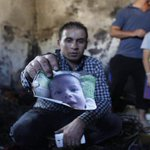 Palestinian toddler burned to death in arson attack by Israeli settlers http://t.co/6tF8C9HPUI http://t.co/2LbCrZqt1r