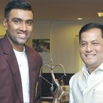 """Arjuna Award a reflection of my passion for cricket"" - @ashwinravi99 tells @ShirinSadikot http://t.co/8PGqhr0tXv http://t.co/sMcM4Mq4zp"