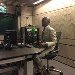 Minister Gigaba at an interview with @BBCRadio4 #London #VFS http://t.co/SrdWBN4N3G