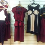 From office to evening, look pretty in peplum. We have dresses size 8-22 #FashionFixFriday #Bradford http://t.co/bEHwUlKEWn