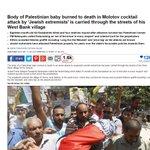 خبر موت رضيع فلسطيني حرقاً نشره 1.6الف شخص خبر موت أسد نشره 247الف شخص لأن عنوان موت الرضيع كان في زاوية الصحيفة http://t.co/p6mQl7Zusr