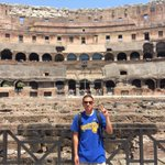 @warriors @warriors at the #Coliseo in #Rome #WarriorsGround #DubNation http://t.co/FZhwNPeiX8