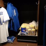 Ask the @BlueJays for popcorn, @DAVIDprice14, and ye shall receive: http://t.co/0lf3knfP4w http://t.co/u9FjKJKDSl