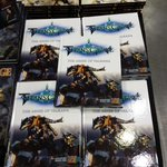 RT @Nikchick: There's a little bit of #Titansgrave  at the Green Ronin booth, for now! Booth 1509 #gencon2015