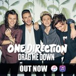 Are you loving #DragMeDown? Let us know. http://t.co/7tKqB45Fk7 http://t.co/8TduuP3LZS