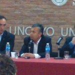Con @gabrielfidel @DifusionCornejo y @ingdanielpizzi #Mendoza es fuerte en el #Parlasur http://t.co/rGQ0BfW1vP