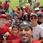 Selfies with @VicBeasley3. Its a camp thing. #RiseUp http://t.co/2z8jIPqiOg