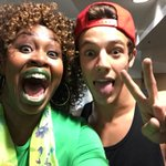The latest in my Boo Collection @camerondallas xoxo - GloZell #GloDaCougar http://t.co/tasE9bzkPZ
