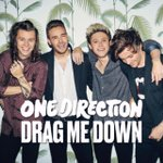 Hey @onedirection fans, do you love their new song #DragMeDown? Because... #1DonGMA http://t.co/yVDiNDMdyt