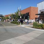 People lined up to go see seahawks training camp http://t.co/CLNE5cOQsy