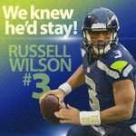 #FourMoreYears RT if youre excited about @DangeRussWilsons #Seahawks contract deal! http://t.co/X4xBEF9UYG http://t.co/G3ToD6sdUU