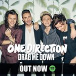 """@onedirection: Have you added #DragMeDown to your playlists yet?  http://t.co/KWaz3TTx6X http://t.co/azAOjHRygH"""
