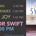 Were only 1 day away from the @taylorswift13 #1989WorldTour @bcplace!! Here are a few #fantips for the show! Enjoy! http://t.co/XjAVYiLcvQ