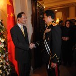 COAS at 88th Anniversary of Peoples Liberation Army of China http://t.co/QCeYNFo2ff