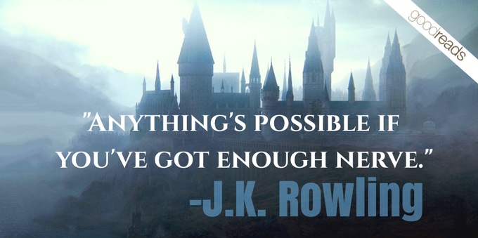 Happy birthday to to Harry Potter ! What\s your favorite Rowling quote?