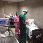 #IncendioEnXela Hospital de Accidentes #IGSS reporta 2 pacientes delicados y 2 estables. Vía @Noticias_IGSS http://t.co/9VDZe2eoMc