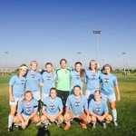 Todays starting XI that tied their first game 1-1 against the Colorado Storm in pool play in the Denver Cup http://t.co/FweEOEj9mx