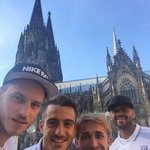 In Cologne with the boys. @stokecity @premierleague http://t.co/X9AJN87UXR